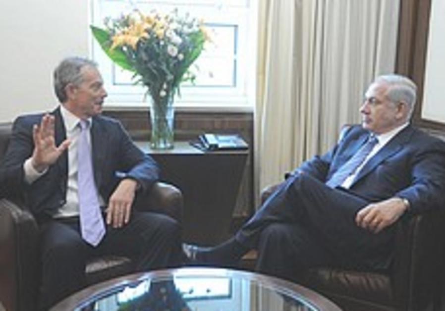 Blair: Israel not getting enough credit
