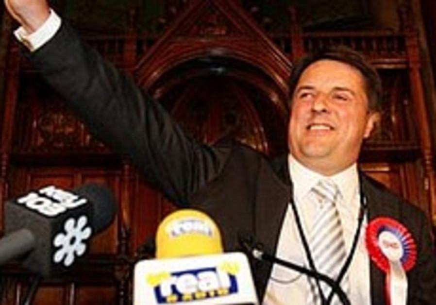 UK think tank: EU far-Right party has neo-Nazi ties