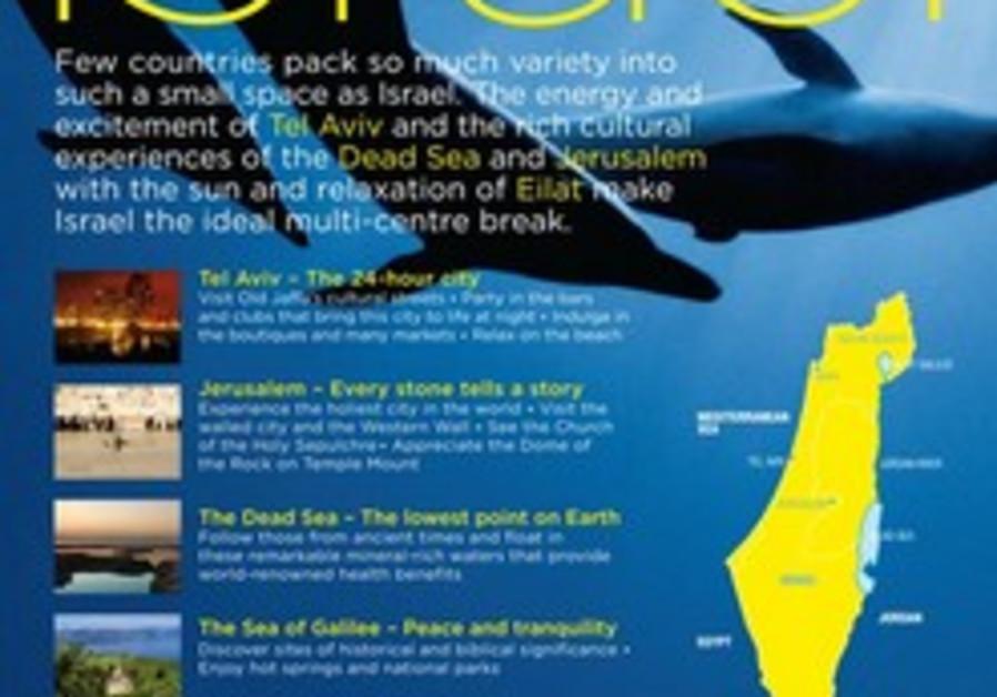 'UK watchdog bans Israeli tourism ad'