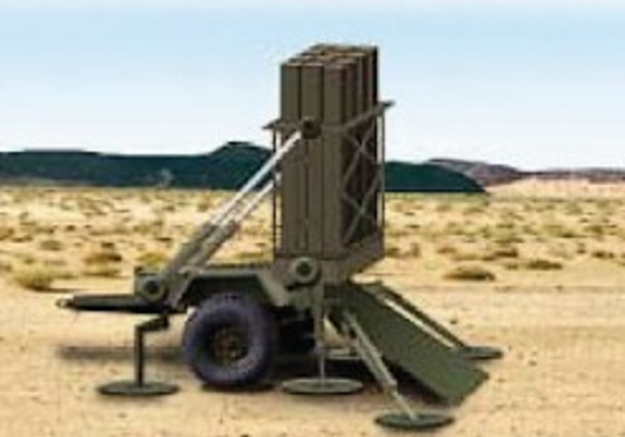 NATO forces interested in Iron Dome