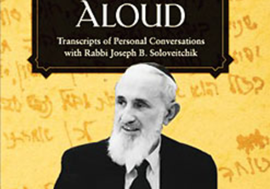 A chauffeur's view of Rabbi Soloveitchik