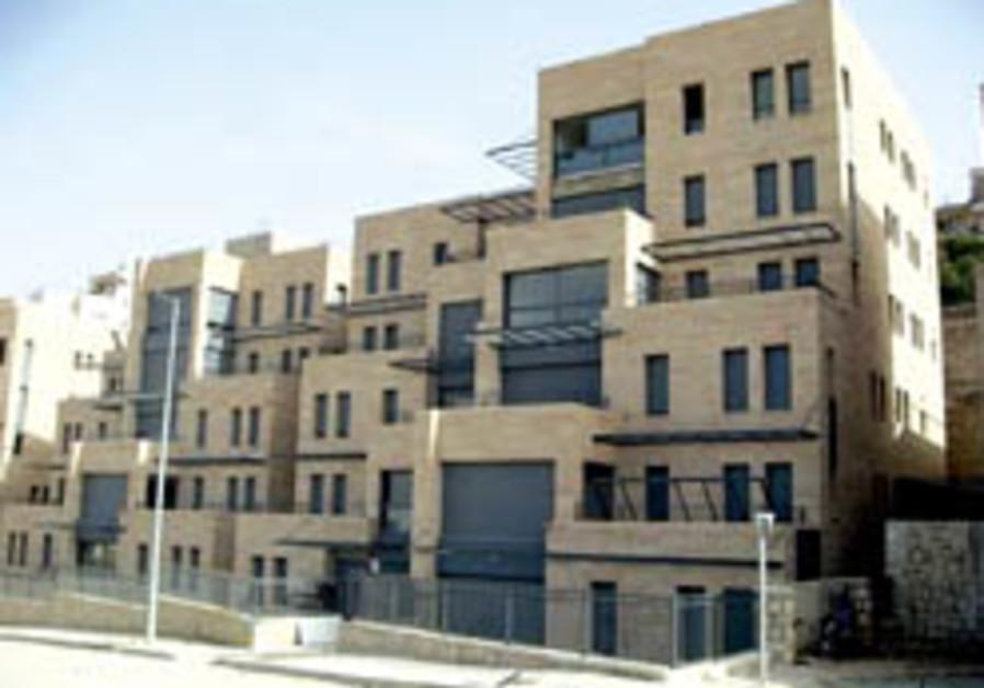 Security barrier to split Arab east J'lem towns