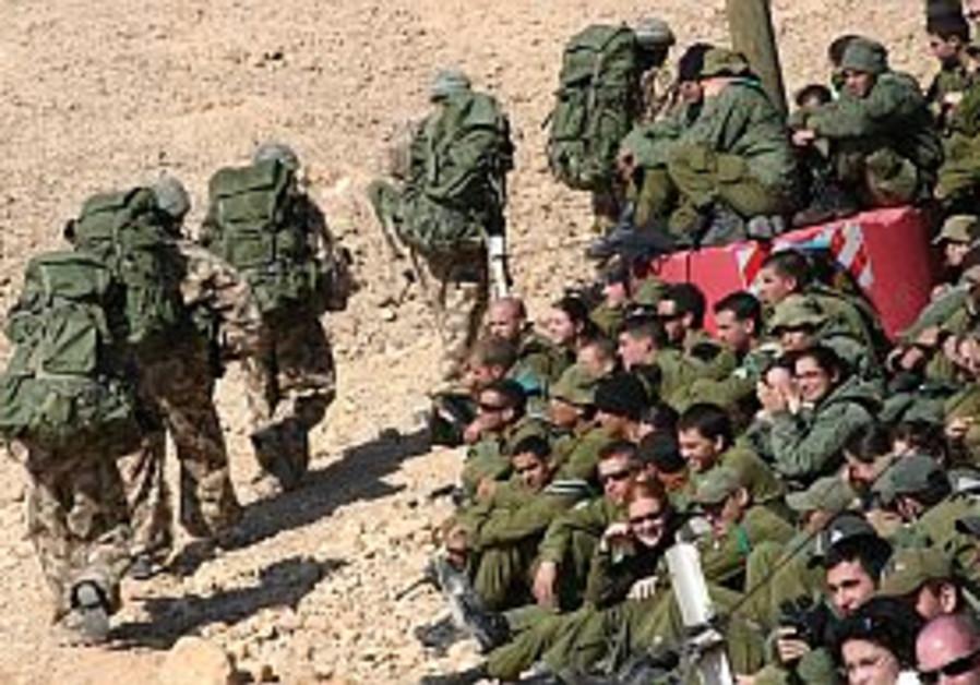 IDF recruits battle mysterious pneumonia