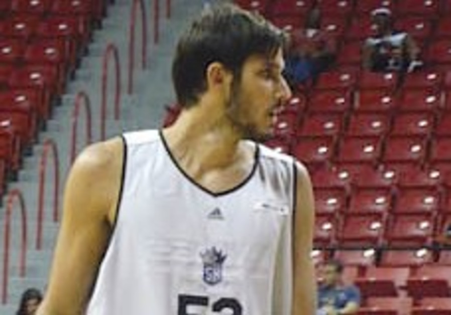 Casspi to 'Post': I'll be ready to play when NBA season starts