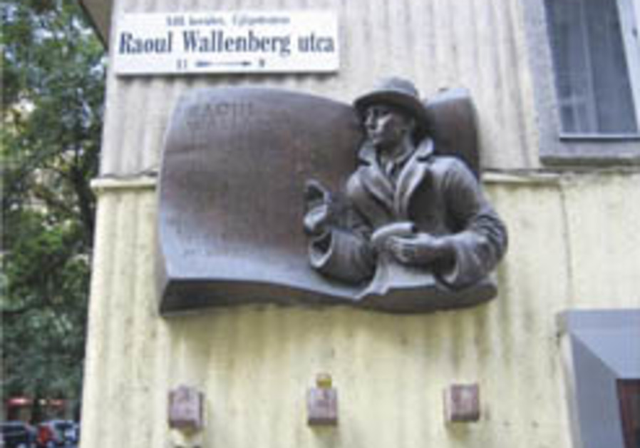 In the footsteps of Wallenberg