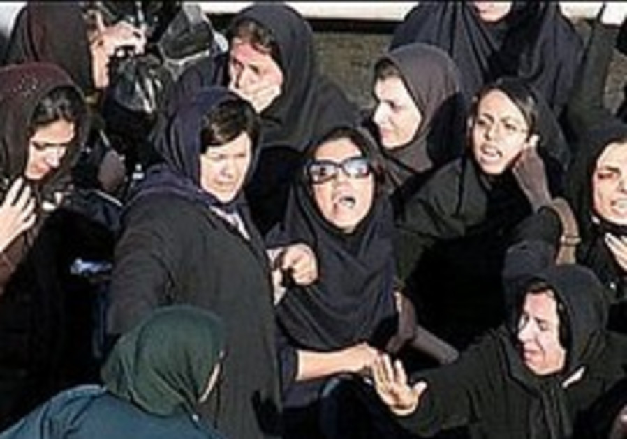 'I wed Iranian girls before execution'