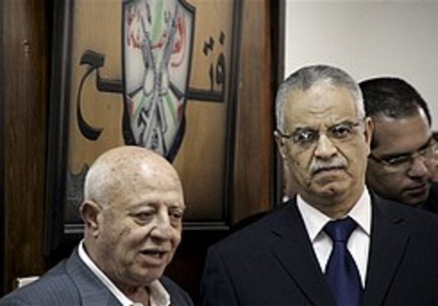 Egypt sets new deadline for PA unity