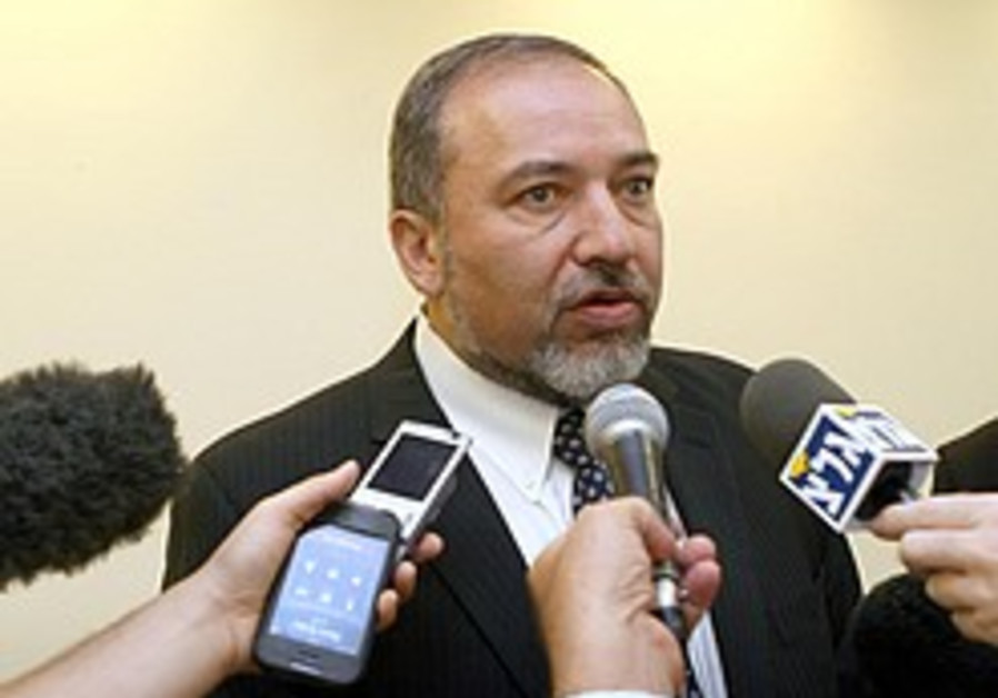 Lieberman sets off for nine-day Africa trip