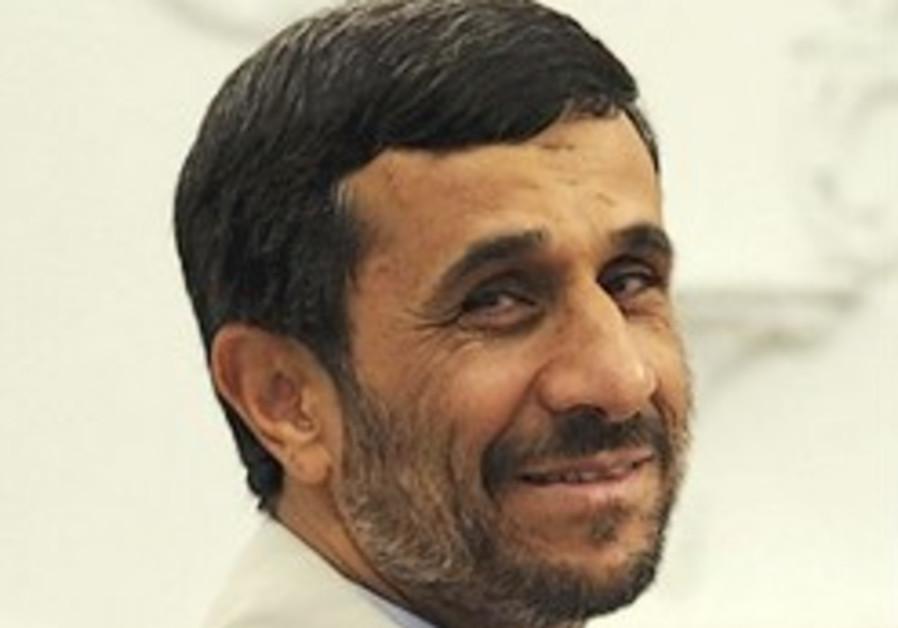 Hard-liners slam Ahmadinejad's vice president choice