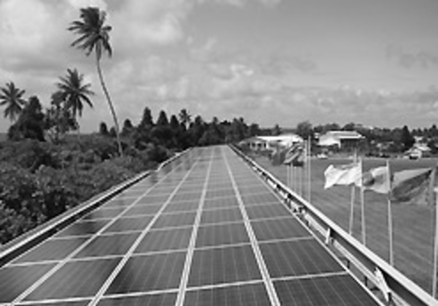 Tiny Tuvalu says all its energy renewable by 2020