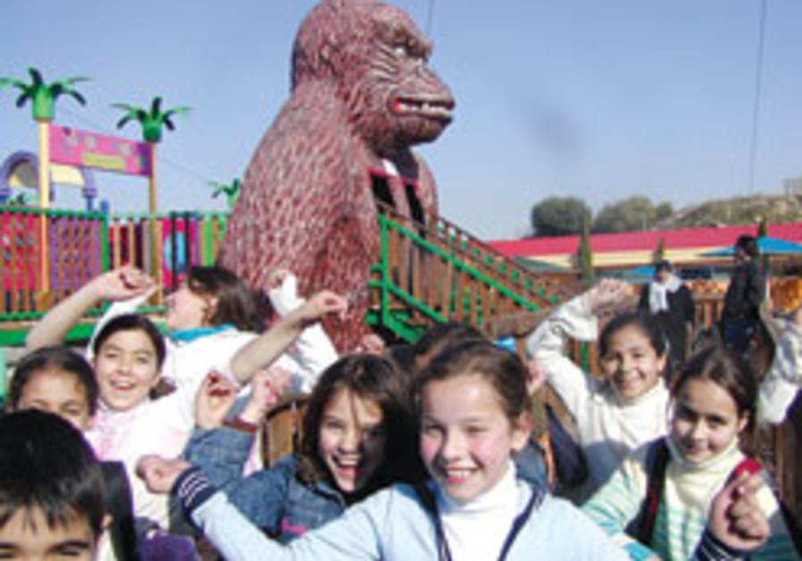Kiftzuba amusement park holds cancer benefit