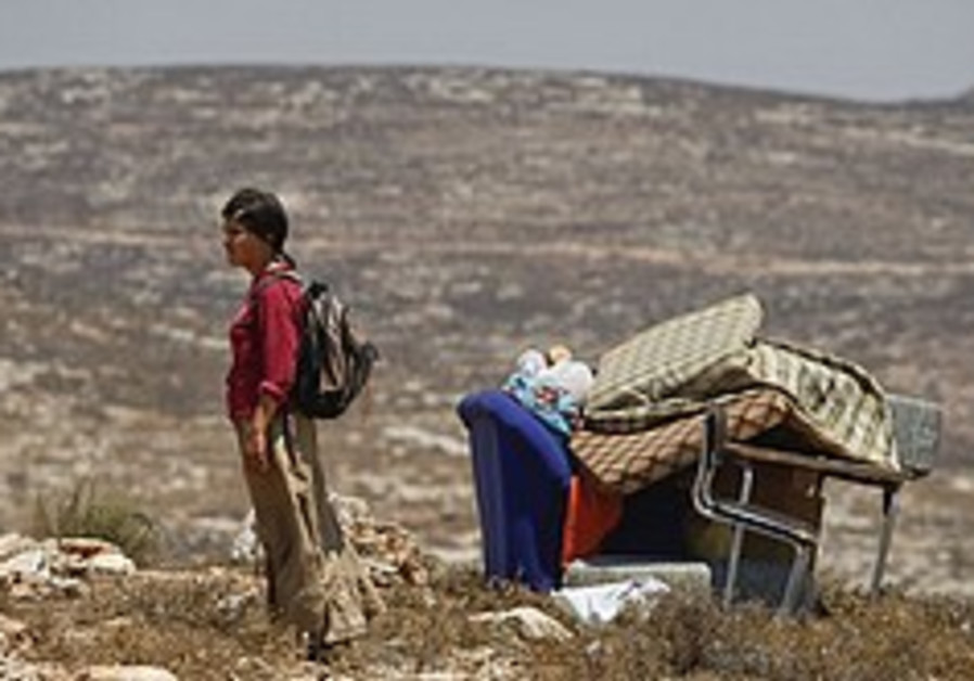 IDF: 12 new modular homes in Kochav Ya'acov are illegal