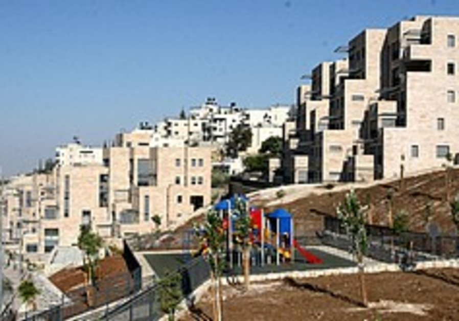 For new east J'lem homeowners, Nof Zion is a dream come true