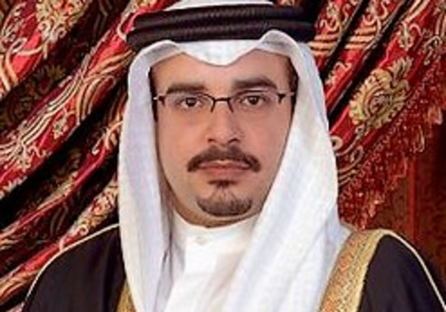 Bahrain may be first to make gestures