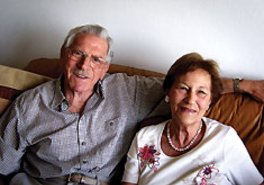 Veterans: Norman and Lola Cohen: From Leamington Spa, England, to Jerusalem