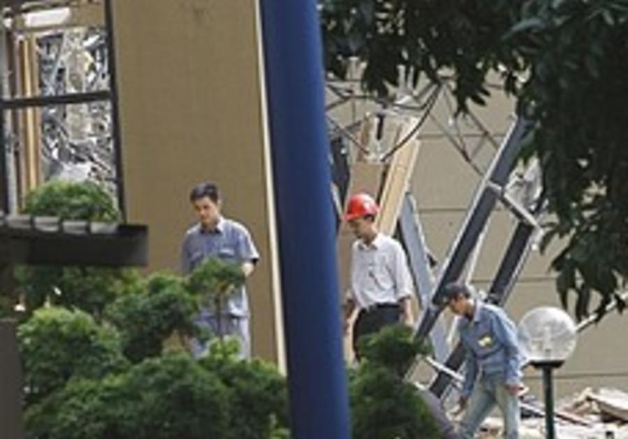 Police: Third bomb malfunctioned in Jakarta attacks