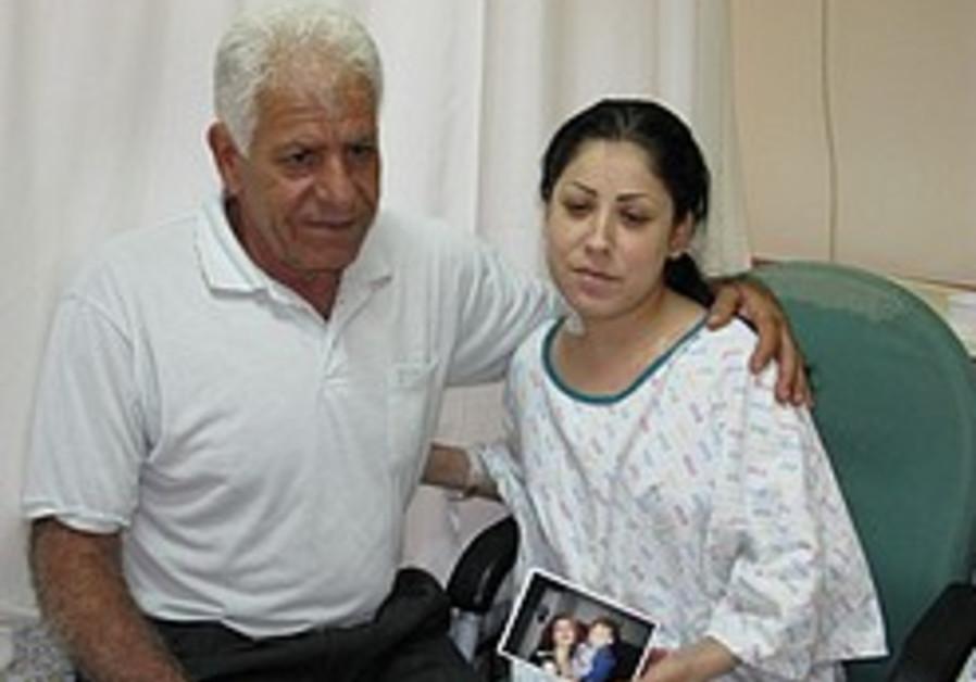 Family of killed Jaljulya woman donates her organs
