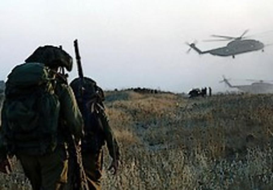 IDF creates replica Hizbullah village, forest