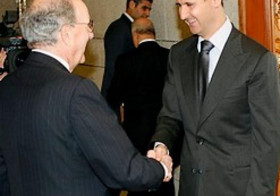 Assad: Golan will return to Arab hands