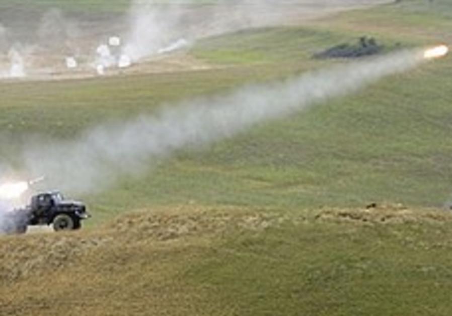 S. Ossetia claims Georgia fired 2 mortar shells into territory