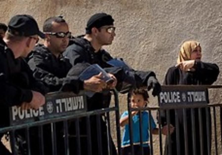 US slams eviction of 2 Arab families in e. J'lem