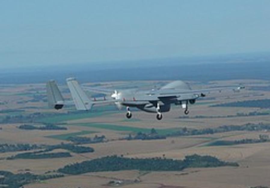 Israeli drones take over skies of Afghanistan
