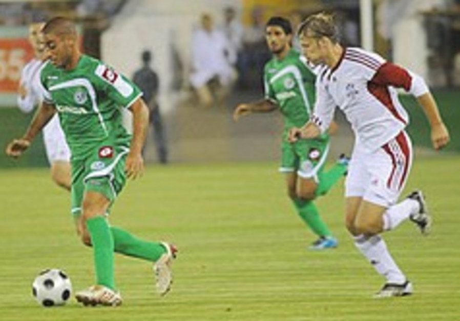 Champion's League: Haifa hosts Aktobe in decisive second leg