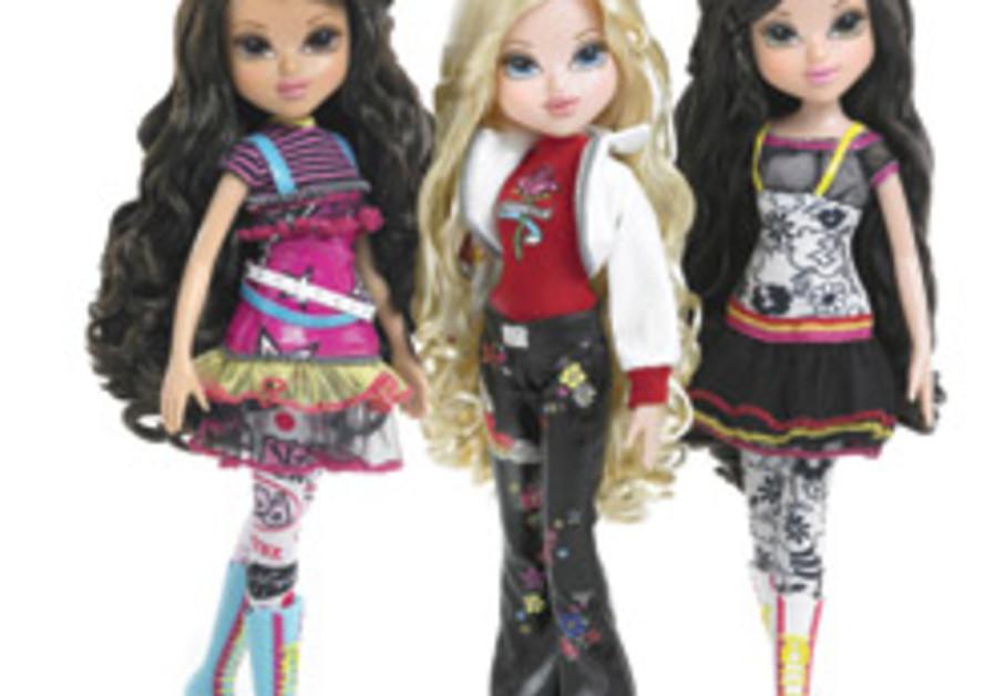 Beleaguered Bratz maker introduces new doll line