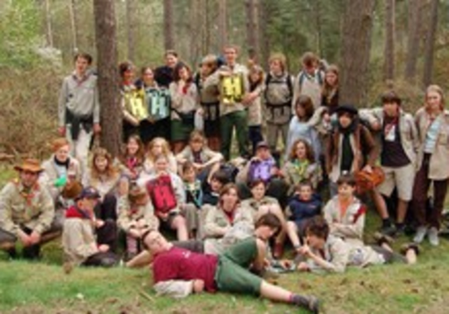 Israeli scouts movement launches trek to spur Arab-Jewish dialogue