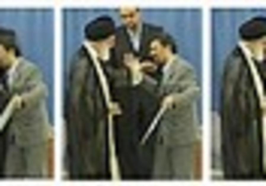 Rezaei: 'I don't accept Ahmadinejad's 2nd term'