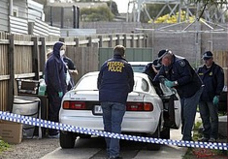 Australia foils terrorist plot to attack army base