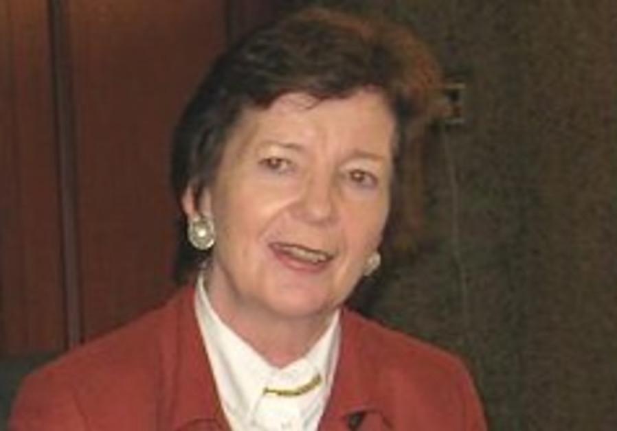 Syria slams campaign against Mary Robinson