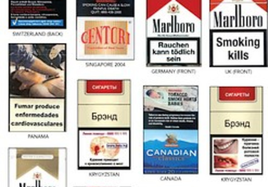 Smoking kills 10,000 Israelis annually, new research states