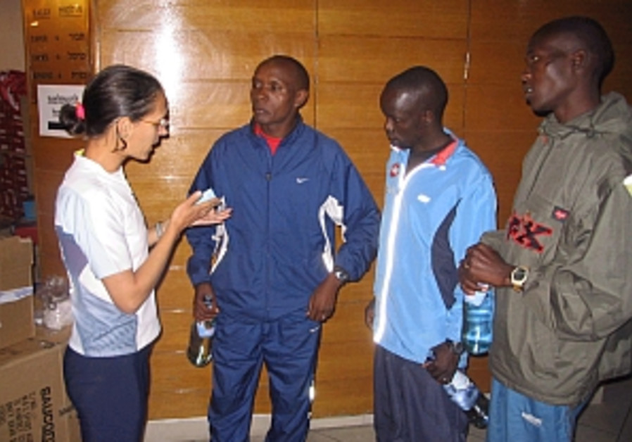 nili abramski marathon runners athletes 298.88