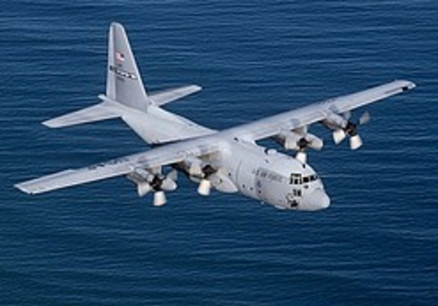 IAF takes first place in biannual American Hercules competition