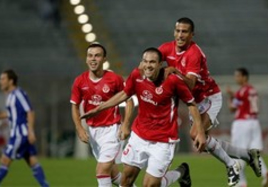 UEFA Europa League: Hapoel on course for group stage