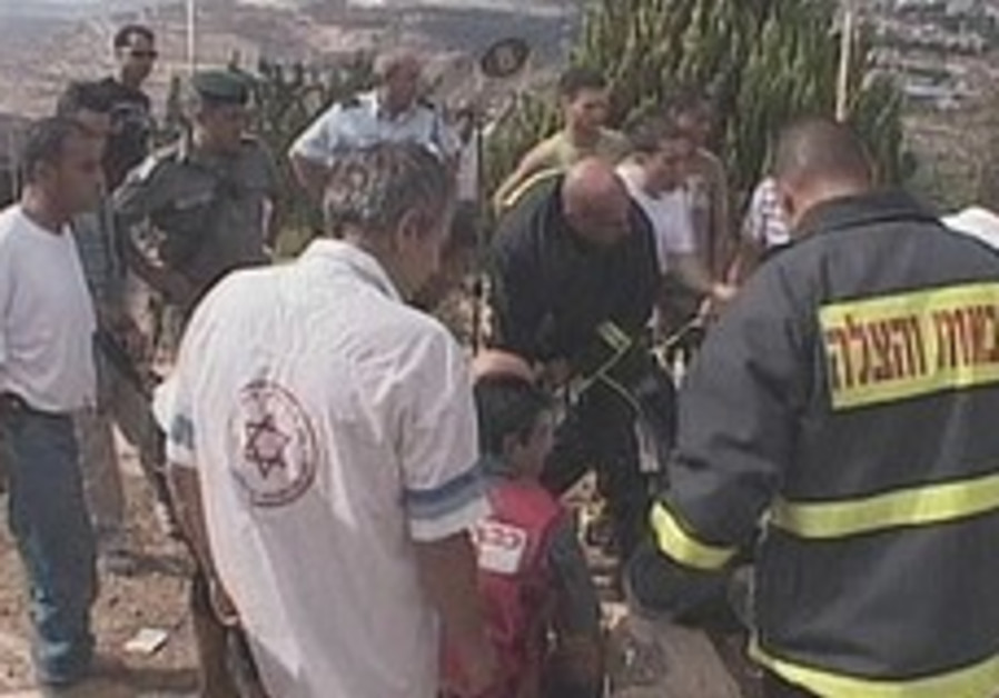 5-year-old dies after falling into well