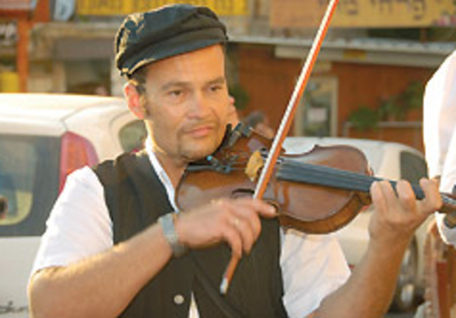 You can take the music out of the shtetl