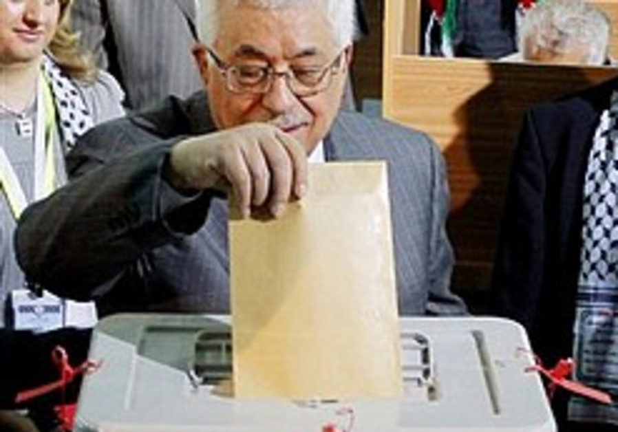 Results delayed in key Fatah election