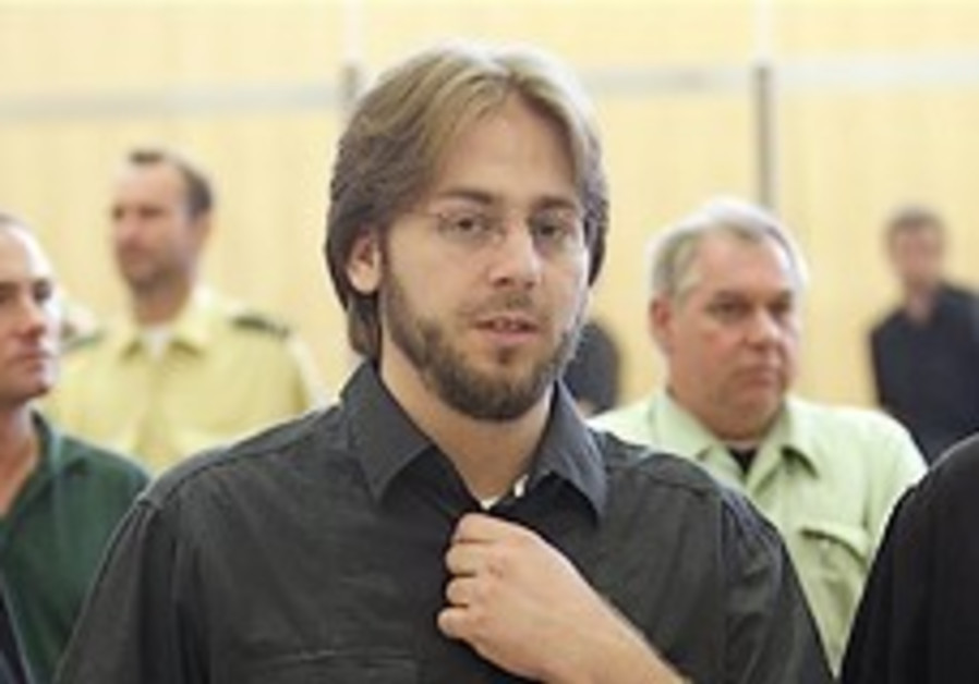 German bomb plot suspect confesses in court