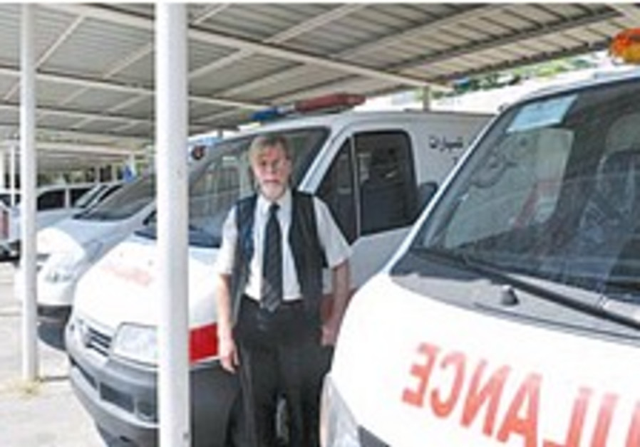Hamas: We've got UNRWA's ambulances