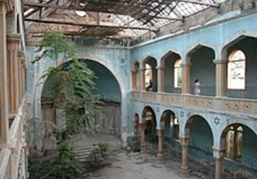 Beirut's oldest synagogue may be about to come back to life