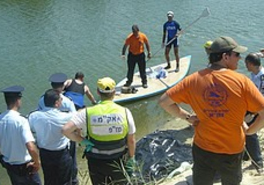 Second dismembered body found in river