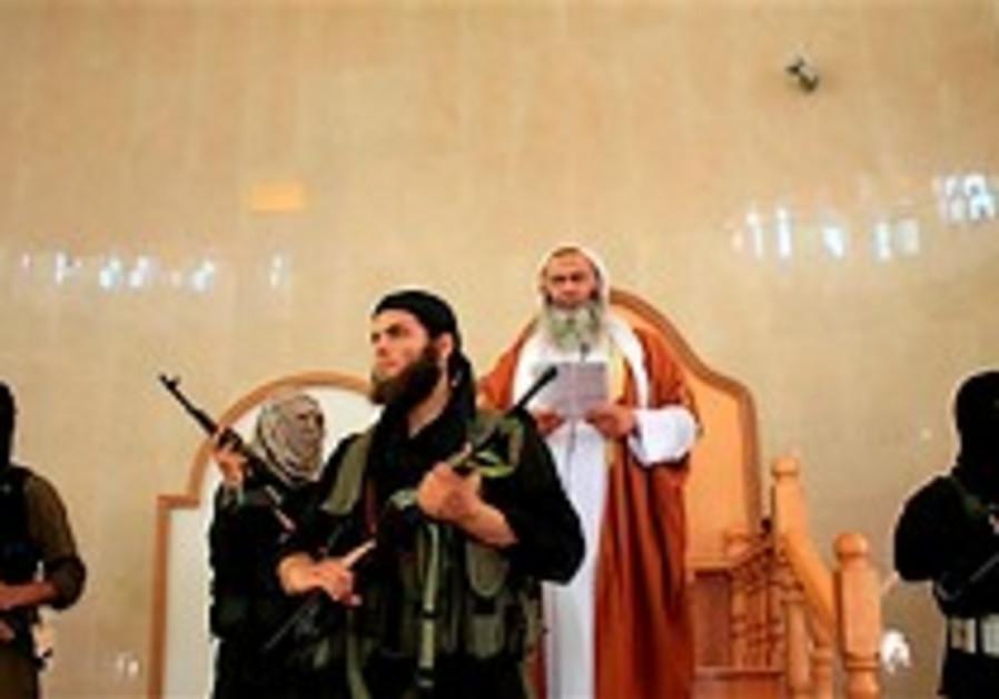 'Jund Ansar Allah leader killed himself'
