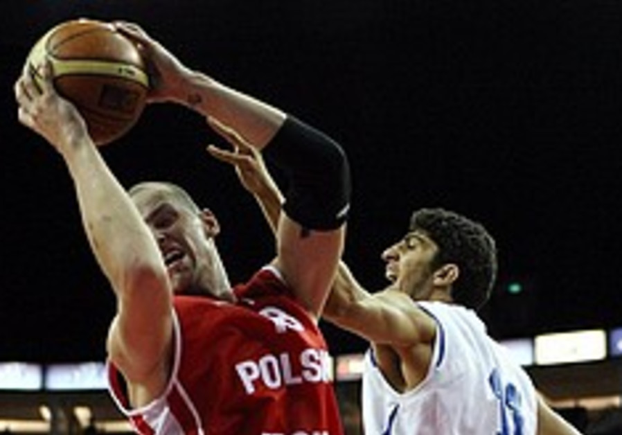 European Hoops: Israel pounds Poland after tanking against Turkey