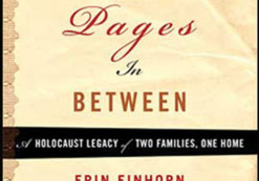 the pages in between einhorn erin