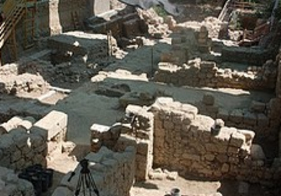 'Magnificent Roman mansion' uncovered in City of David