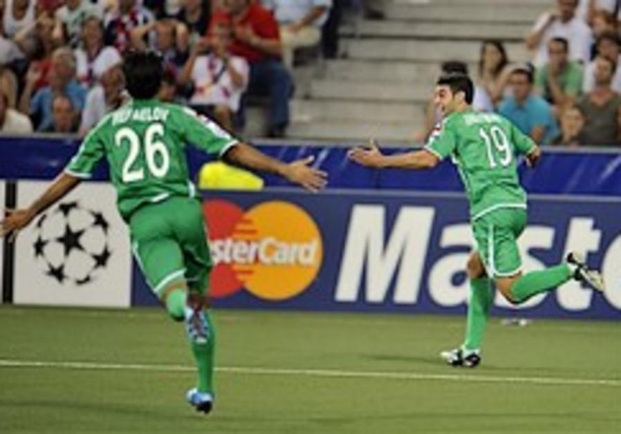 Soccer: Mac Haifa closes in on Champions League spot