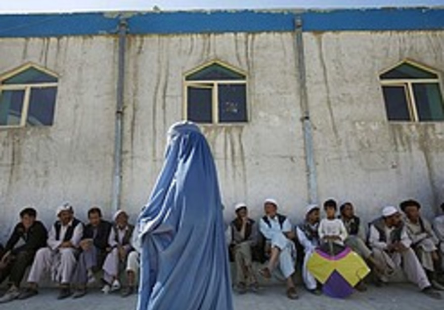 Election violence leads to low voter turnout in Afghanistan