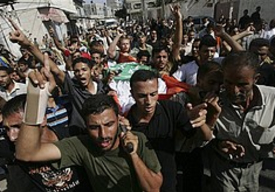 Gaza's radical Islamists: Hamas serves the Jewish usurpers